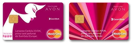 AVON - Cardul AVON de cumparaturi