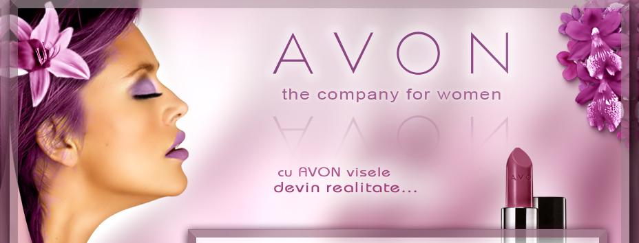AVON - Reprezentant AVON - Vrei sa devii reprezentant AVON ?